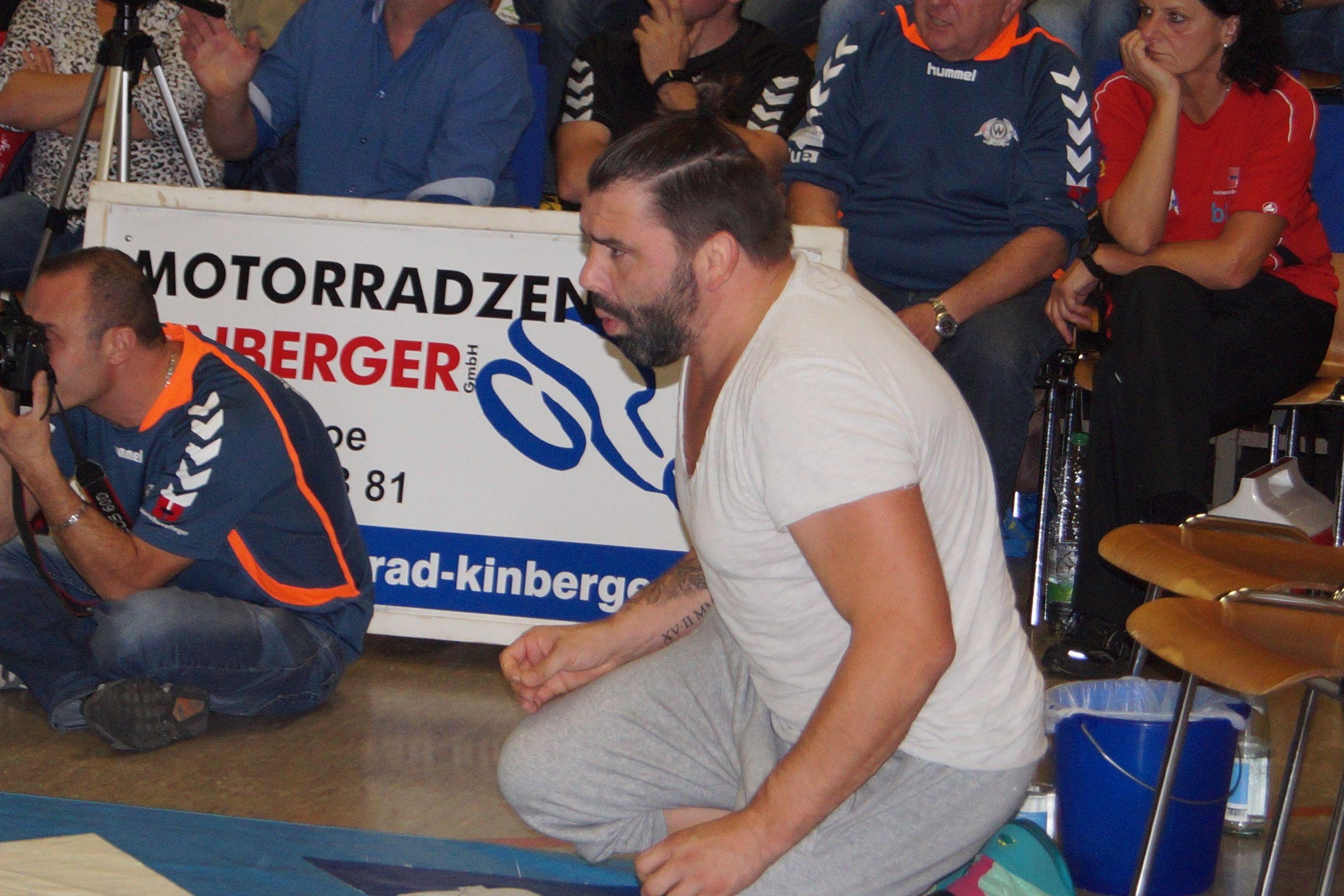 Burghausen Coach Alexander Schrader - Foto Stefan Günter cda06
